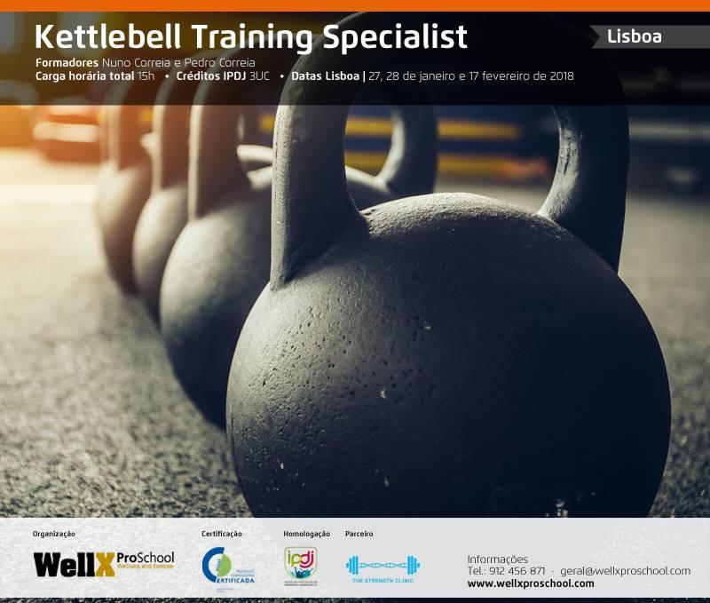 certificação kettlebell